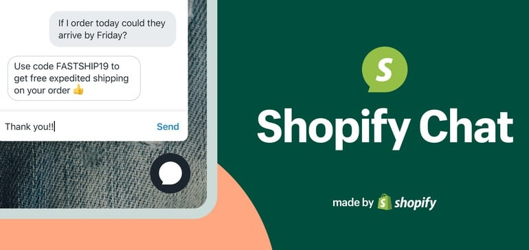 Shopify-Chat is a real-time virtual assistant