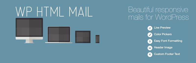 WordPress Email Template Designer- WP HTML Mail