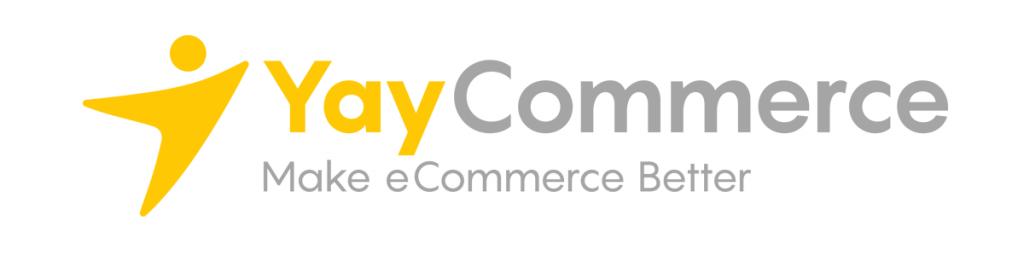 yaycommerce logo on a white background