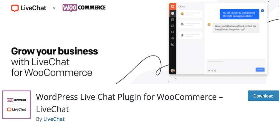 Live Chat Plugin for WooCommerce