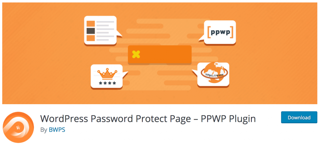 Wp Password Protect Page