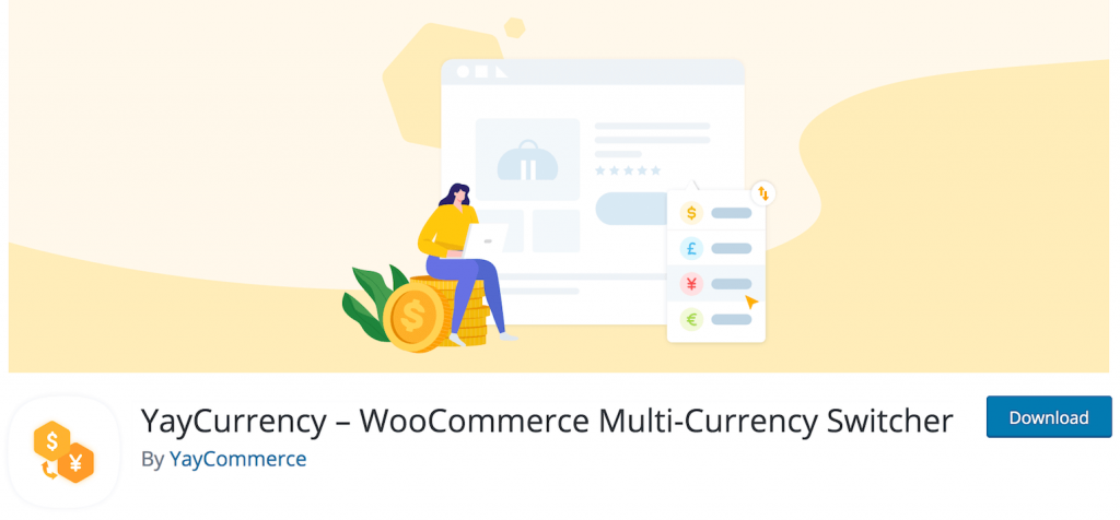 YayCurrency Multi currency free version
