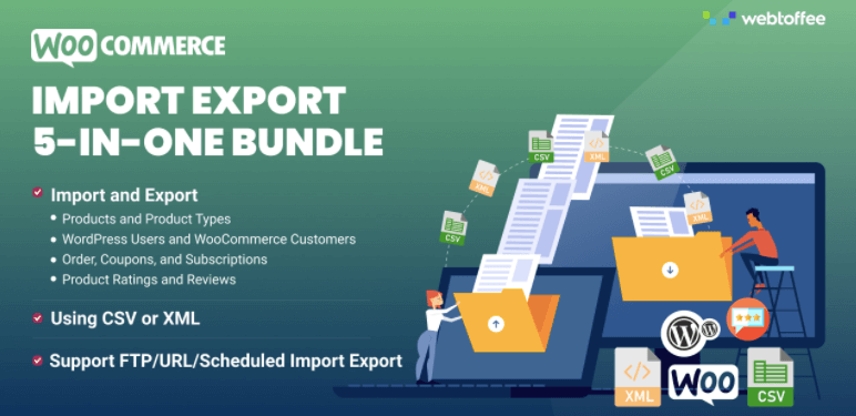 Import Export Suit for WooCommerce