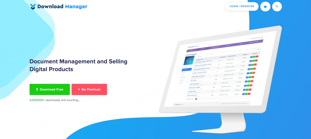 WP Download Manager for Ecommerce