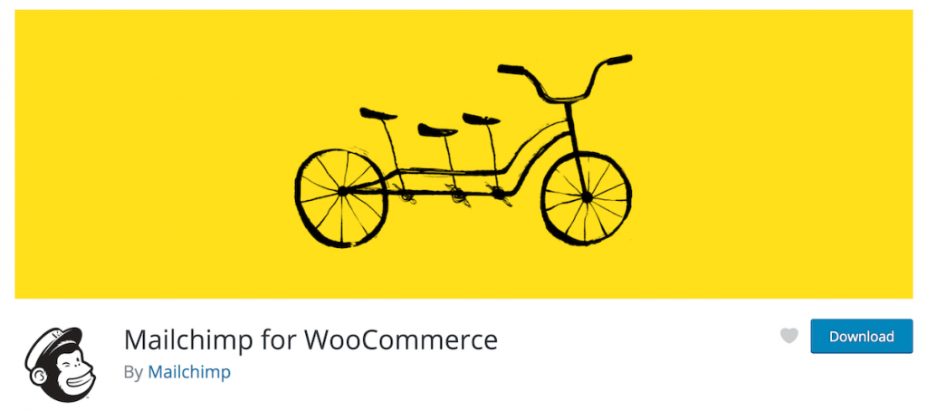 Install MailChimp for WooCommerce