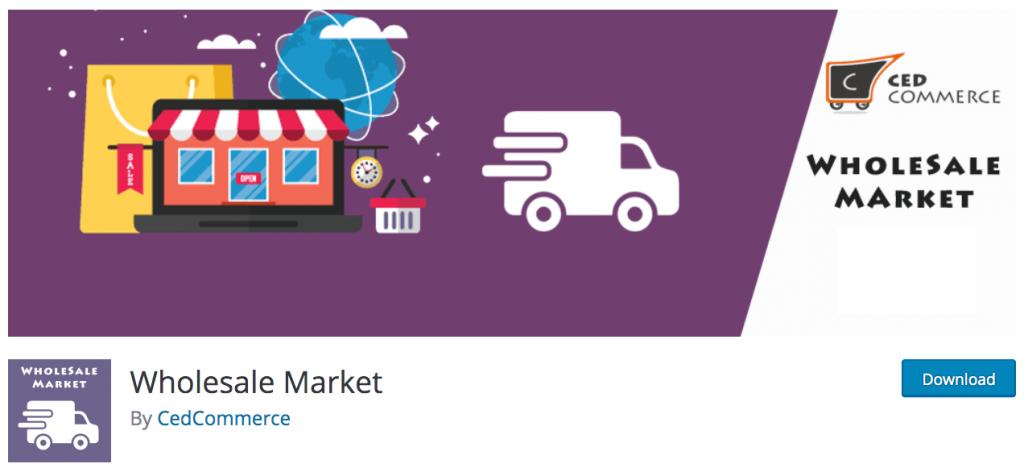 Wholesale market B2B plugin by CedCommerce