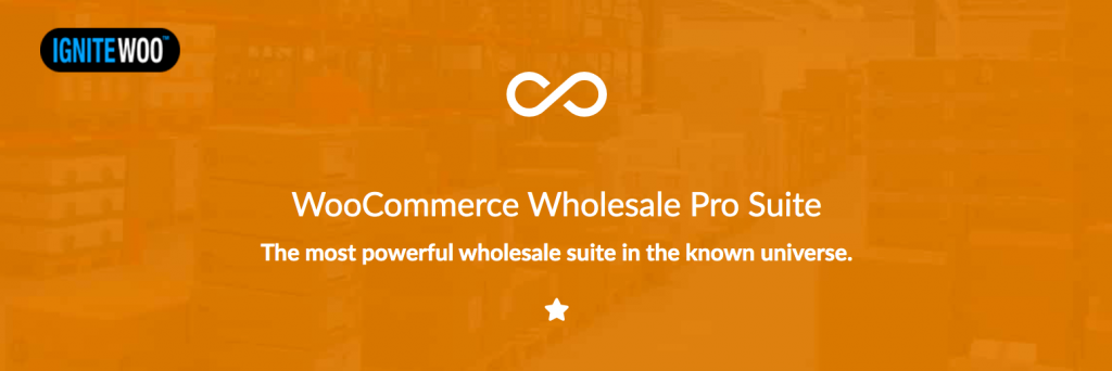 WooCommerce wholesale pro suite plugin