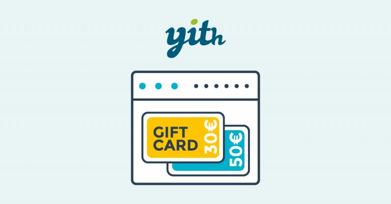 YITH Gift Cards plugin
