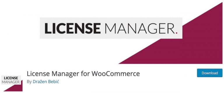License manager for WooCommerce with email customizer