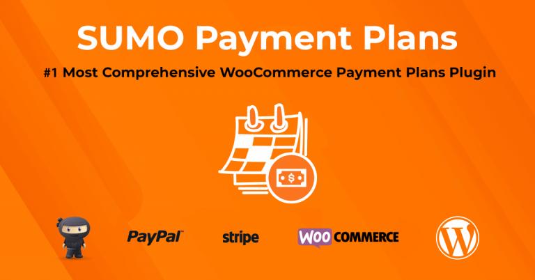 SUMO WooCommerce Payment Plans plugin